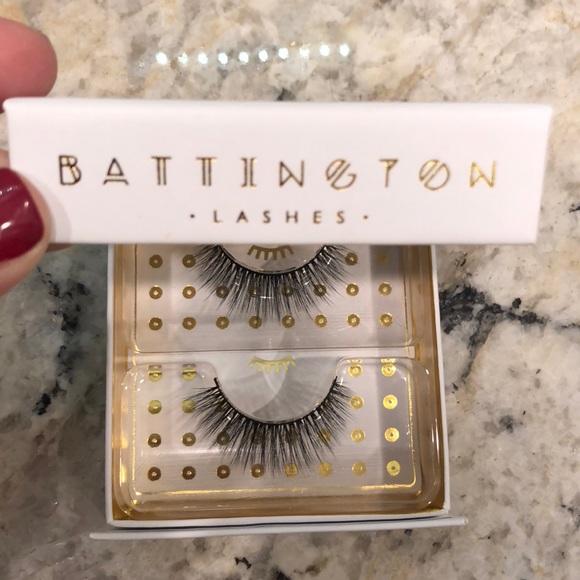 b769aad1955 Battington Lashes Makeup | Battington Monroe 3d Silk Lashes And Glue ...